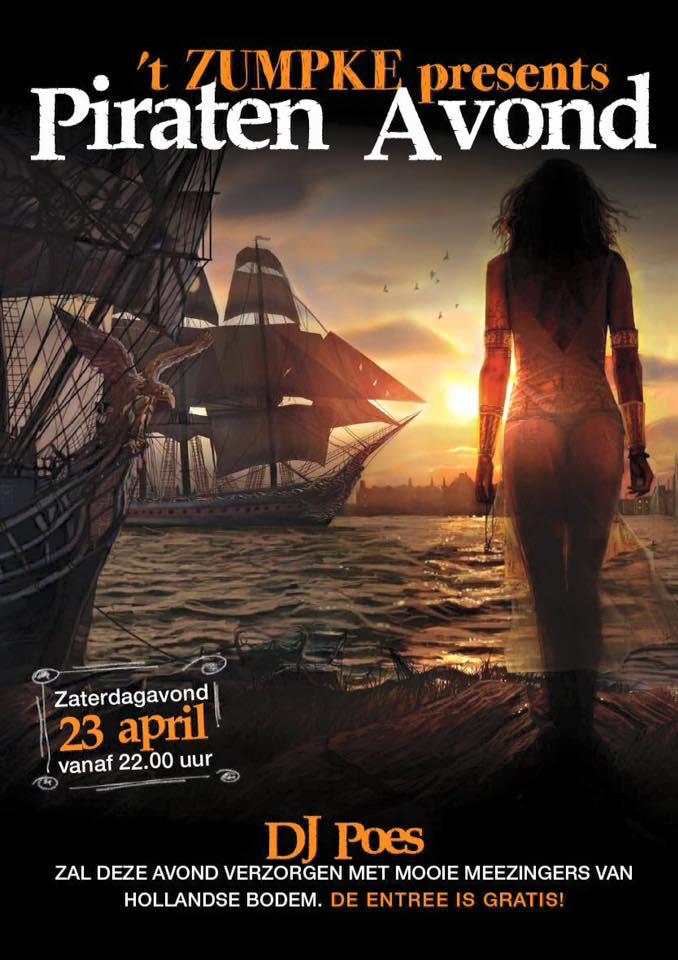 Piratenavond