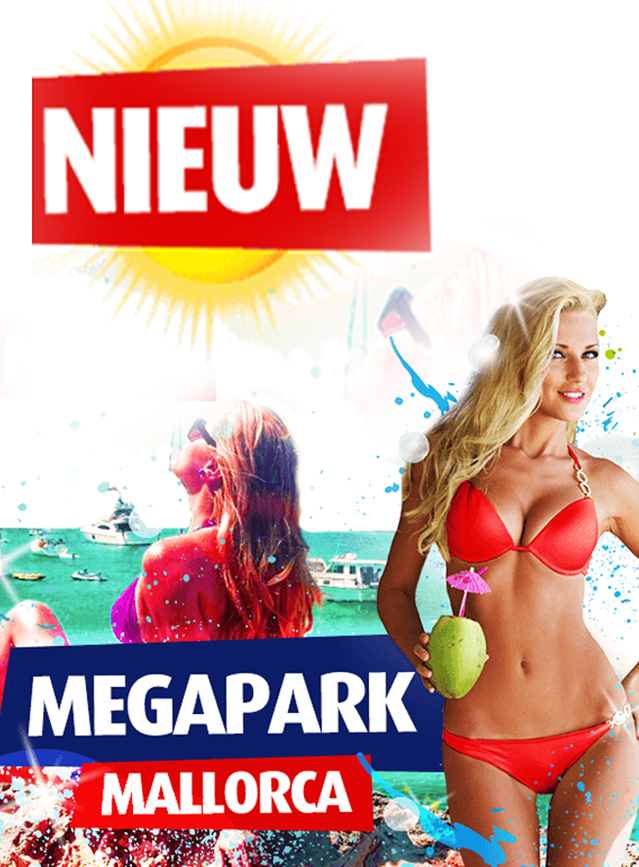 Mega Park Mallorca Party